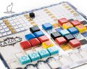 Acrylic overlays for the Azul™ player board
