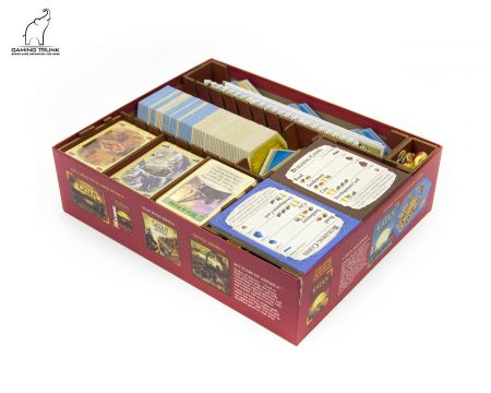 Settlers Organizer for Catan™ by Gaming Trunk