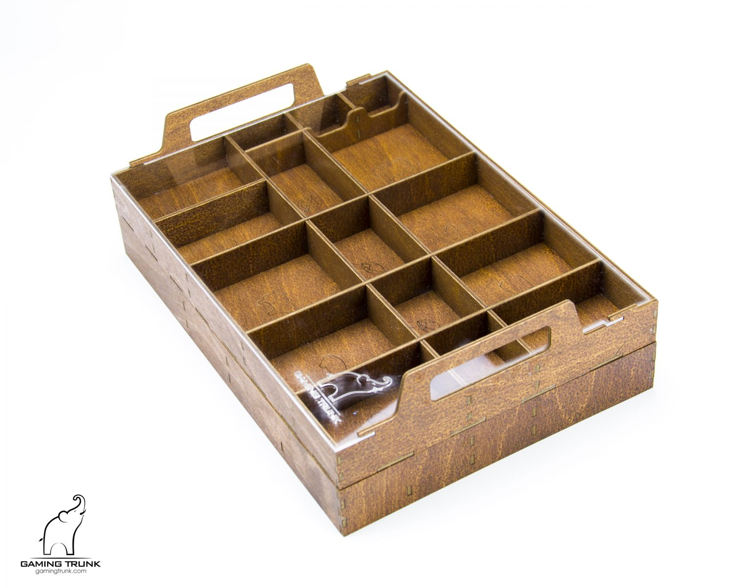 Cave Organizer for Caverna™ by Gaming Trunk