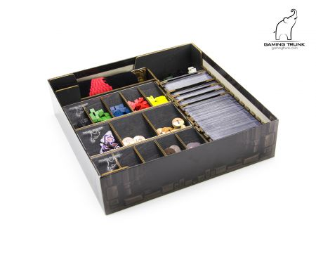 Clang Organizer for Clank!™ by Gaming Trunk