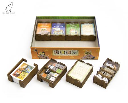 Root Woodland Organizer for Root™ by Gaming Trunk